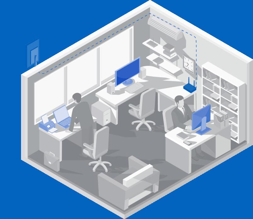 безлимитный интернет в офис
